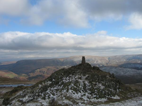 Place Fell's summit