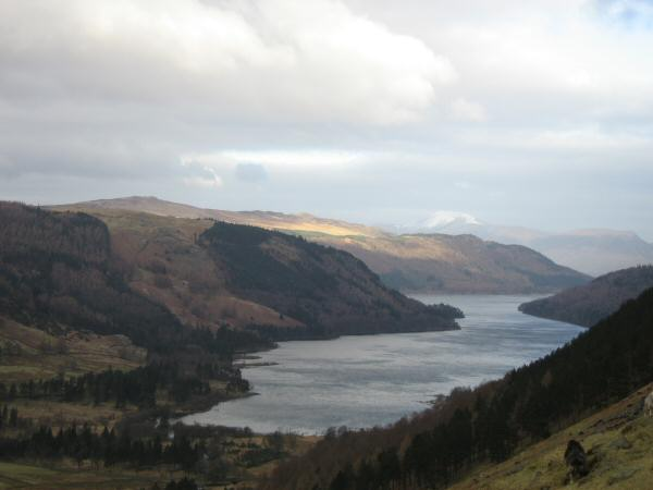 Thirlmere from Willie Wife Moor