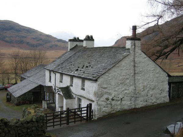 Bleatarn House (Wordsworth's 'The Solitary')