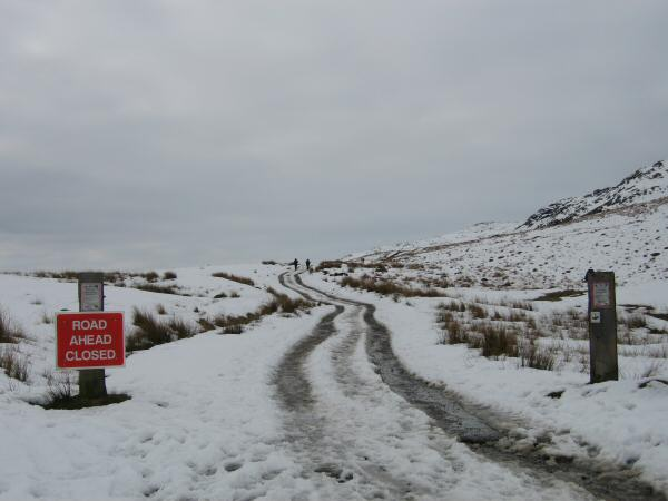 The Walna Scar Road