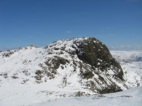 Harrison Stickle from Loft Crag