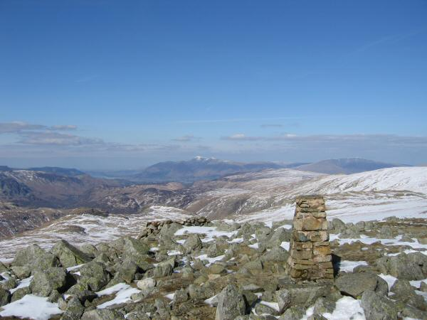 ..and Skiddaw and Blencathra