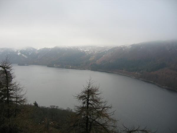 Thirlmere from Great How