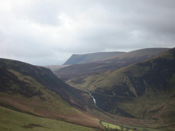 Whitewater Dash with Lonscale Fell behind