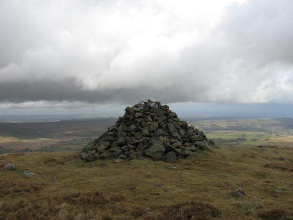 Brae Fell's summit