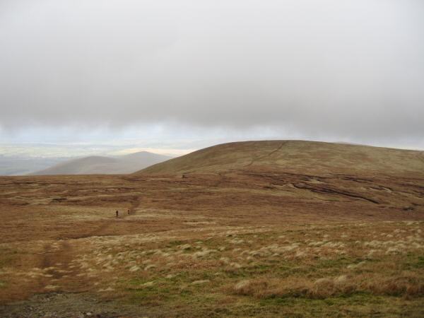 Great Sca Fell from the path up Knott