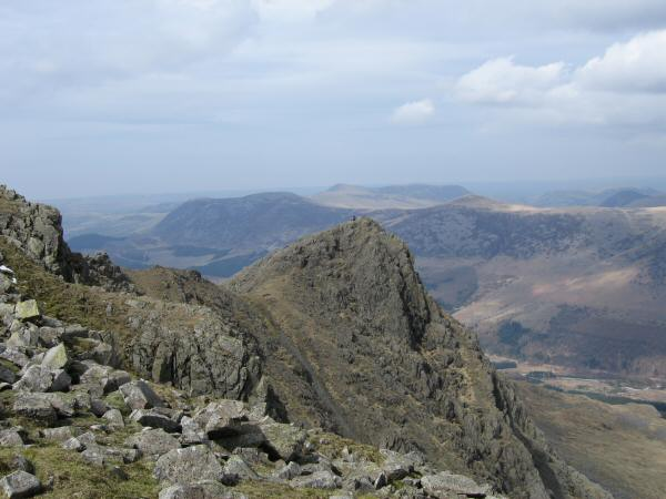 Steeple from Little Scoat Fell