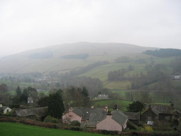 Sour Howes from Troutbeck