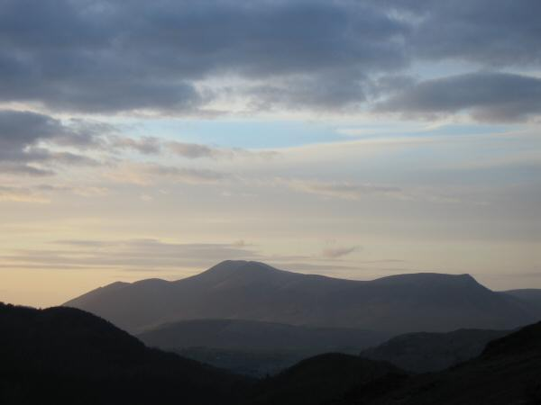 The Skiddaw Fells