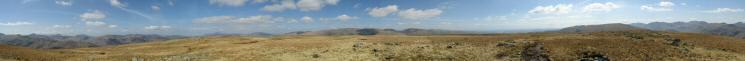 360 Panorama from Ullscarf's summit
