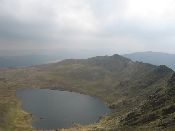 Red Tarn and Striding Edge