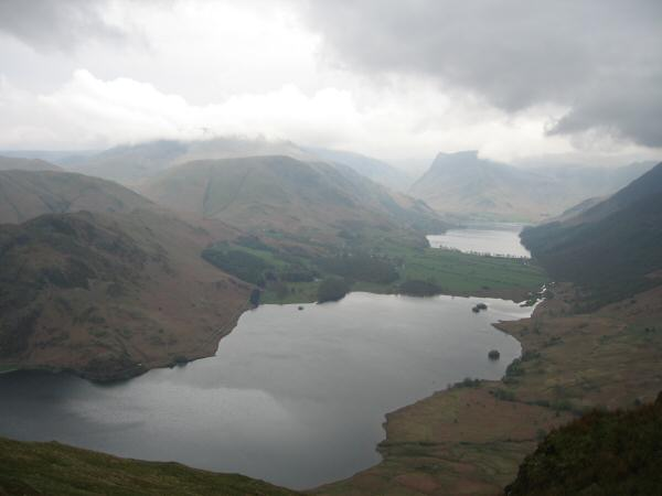 Crummock Water and Buttermere