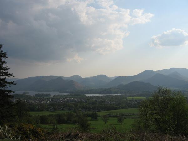 The north western fells