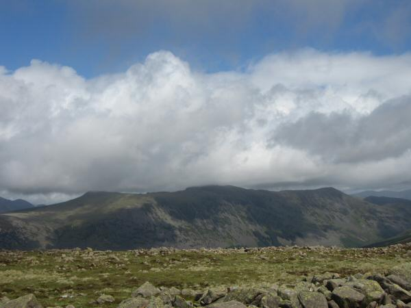 Red Pike, High Stile and High Crag