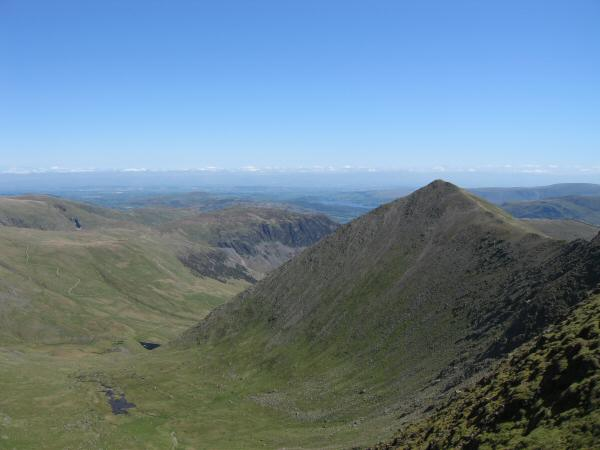 Catstycam with the Keppel Cove Dam bottom left