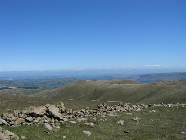 Hart Side from Stybarrow Dodd