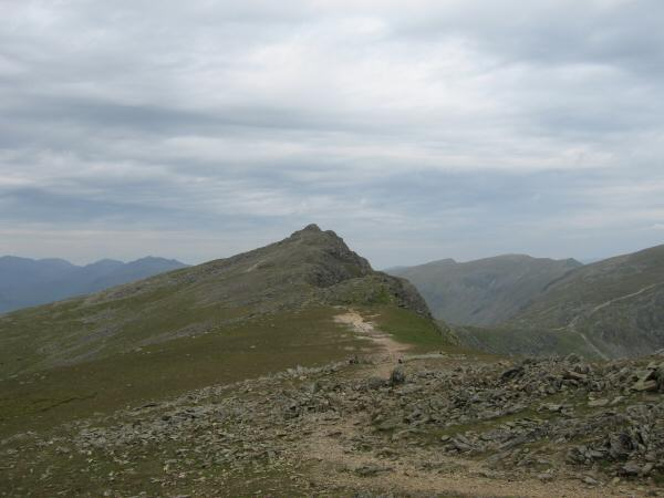 Dow Crag from Buck Pike