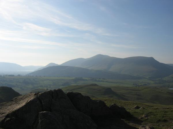 ...and the Skiddaw Fells
