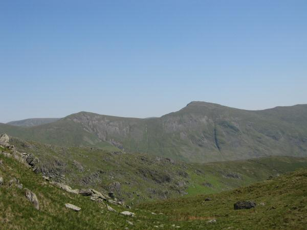 Froswick and Ill Bell from St Raven's Edge