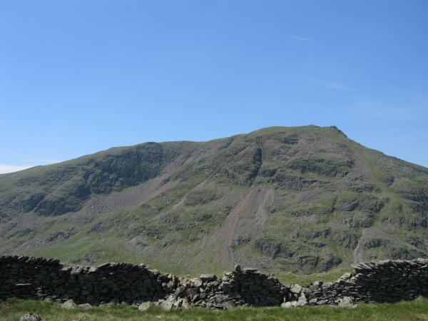 Red Screes from St Raven's Edge