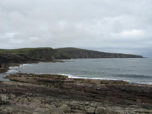 Looking northwest to the Point of Stoer