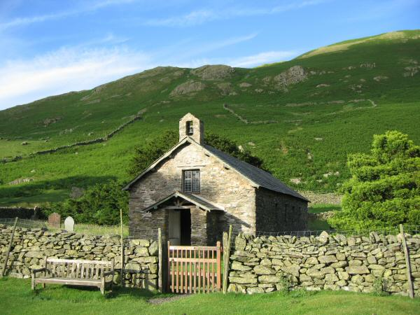 Martindale Old Church