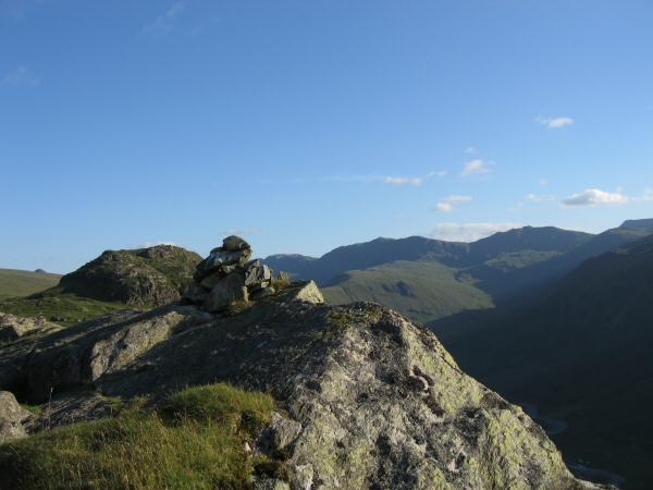 Eagle Crag's summit