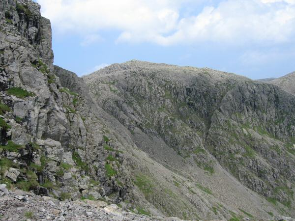 Little Narrowcove and Broad Crag
