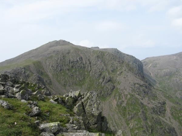 Scafell from Long Green