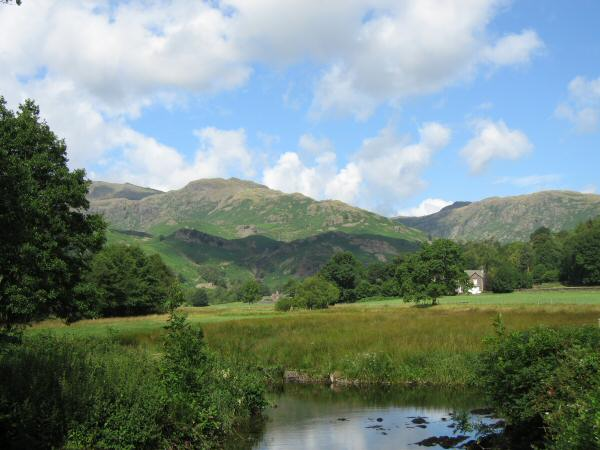 Tarn Crag from Easedale