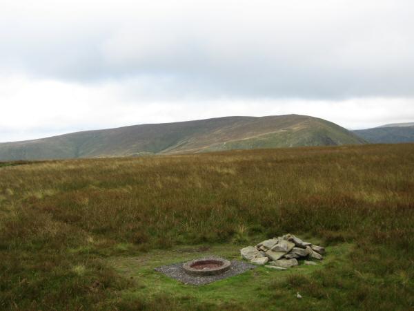 Harter Fell from Branstree's summit