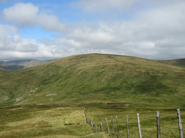Looking back to Branstree from Tarn Crag