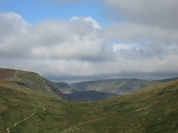 Gatescarth Pass