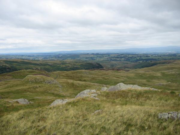 Our route from Fewling Stones took us back down into Swindale