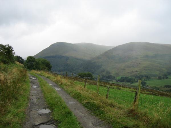 Carling Knott and Burnbank Fell