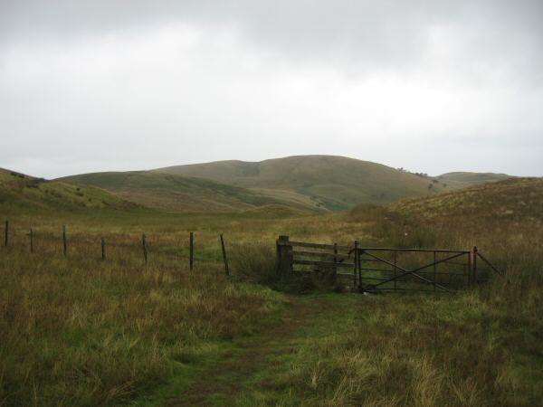 Fellbarrow from near Watching Crag