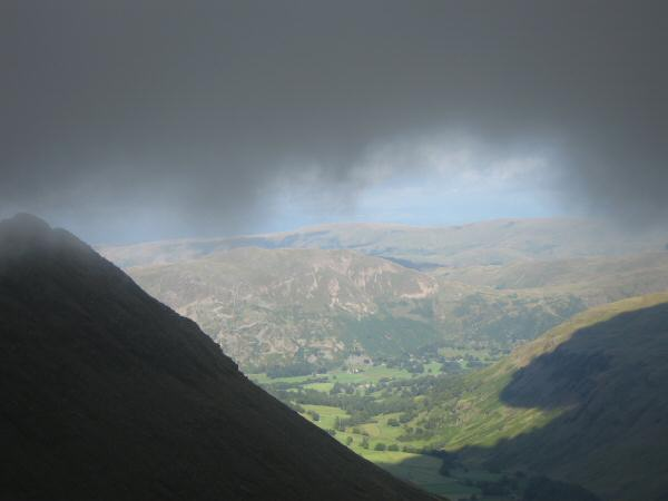 Patterdale and Place Fell
