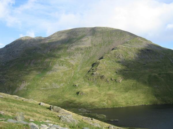 The north face of Fairfield