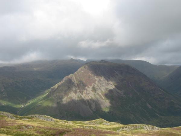Yewbarrow from Illgill Head