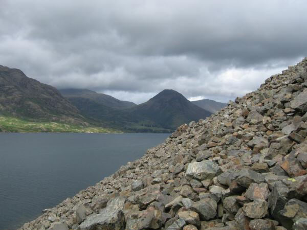 The Wastwater Screes
