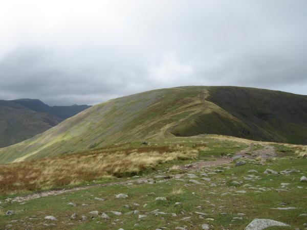 Fairfield from Great Rigg