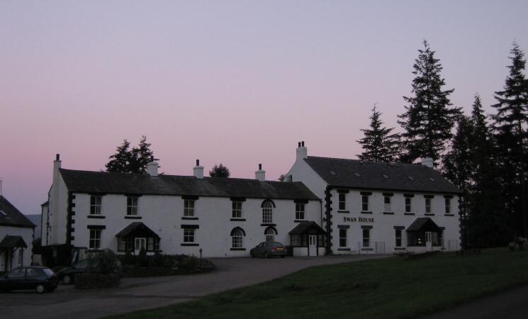Swan House, formally the Swan Hotel, Thornthwaite