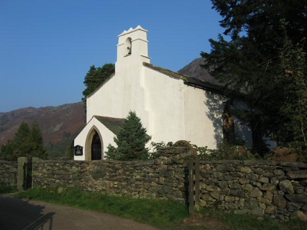 The Parish Church of St Andrew, Borrowdale