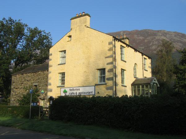 Fellbites Cafe, Glenridding