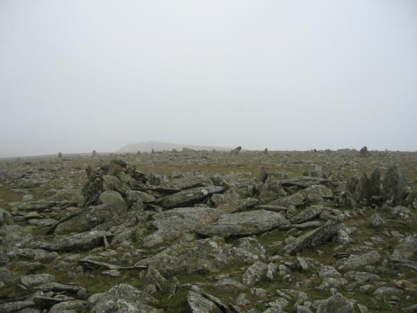 Nethermost Pike's summit