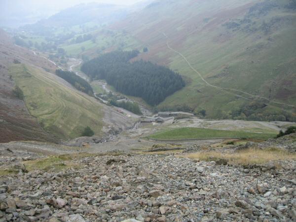 Greenside mine workings, Glenridding