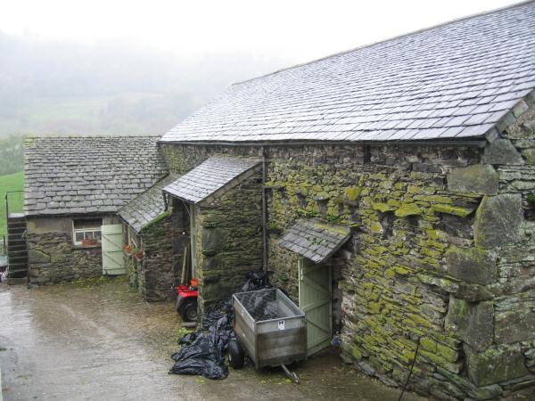 Farm building, Long Green Head