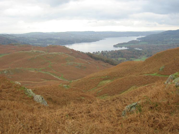 Windermere from Loughrigg Fell