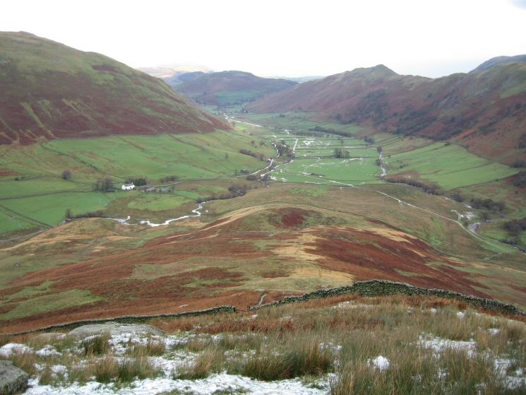 Martindale from our ascent of The Nab