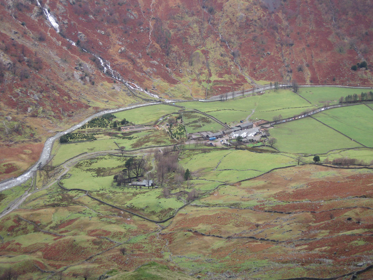 Seathwaite, Borrowdale